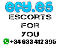Escort Girls - EFY.es - Escorts For You